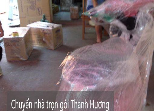 Dịch vụ chuyển nhà trọn gói Thanh Hương tại phố Cầu Bích