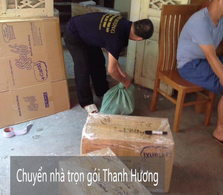 Dịch vụ chuyển nhà - chuyển văn phòng trọn gói tại phố Cổ Tân