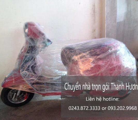 Dịch vụ chuyển nhà trọn gói tại đường Trần Hưng Đạo