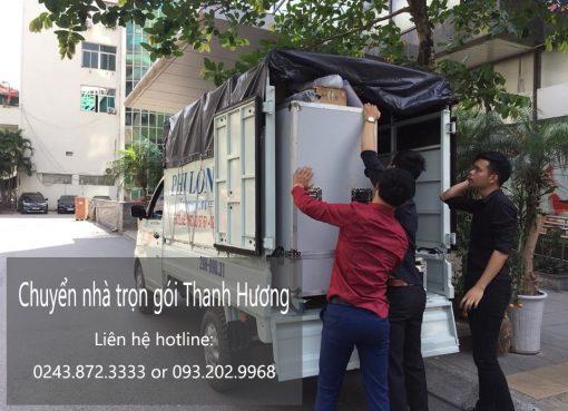Dịch vụ cho thuê xe tải chuyển nhà tại phố Nguyễn Cơ Thạch