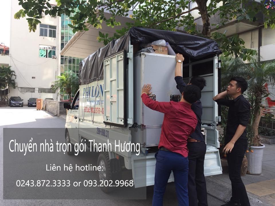 Dịch vụ vận chuyển Thanh Hương tại phố Dương Đình Nghệ