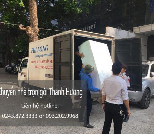 Chuyển nhà trọn gói giá rẻ tại phố Lê Thanh Nghị
