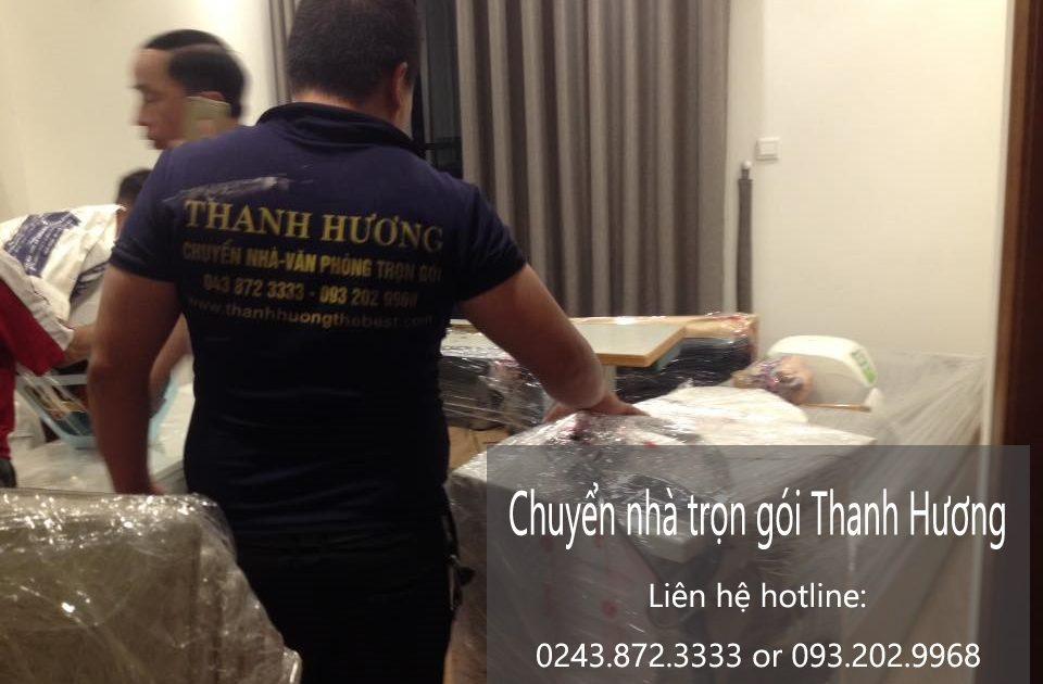 Dịch vụ chuyển nhà trọn gói tại phố Lý Thường Kiệt