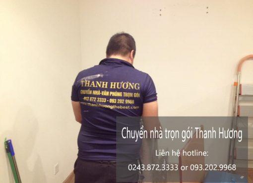 Chuyển nhà trọn gói tại phố Nguyễn Đình Chiểu