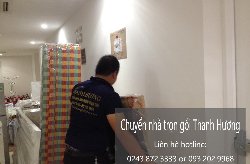 Dịch vụ chuyển nhà trọn gói tại phố Mã Mây