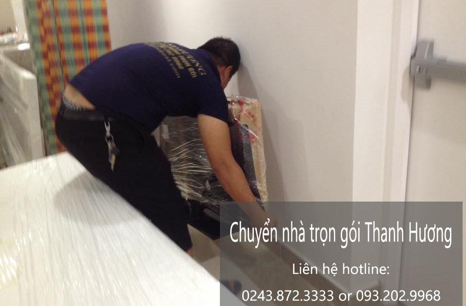 Cho thuê xe tải chở hàng tại phố Trung Kính