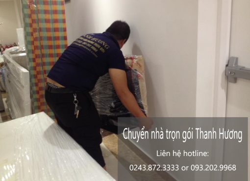 Dịch vụ chuyển nhà trọn gói tại phố Trần Kim Chung