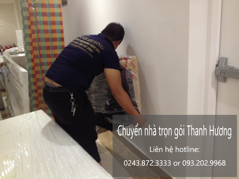 Dịch vụ chuyển nhà trọn gói uy tín tại đường Nguyễn Huy Thuận