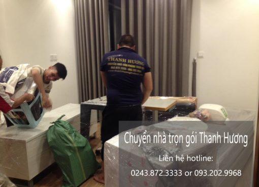Dịch vụ chuyển nhà trọn gói tại phố Phan Huy Ích