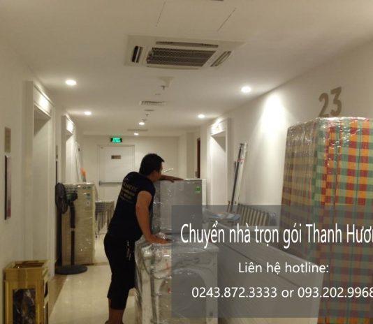 Dịch vụ chuyển nhà trọn gói tại phố Nghĩa Dũng