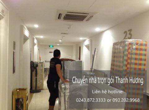 Dịch vụ chuyển nhà trọn gói tại phố Phạm Hồng Thái