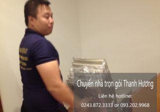 Chuyển nhà trọn gói tại phố Ngô Thì Nhậm
