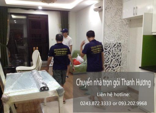 Dịch vụ chuyển nhà trọn gói tại phố Ấu Triệu