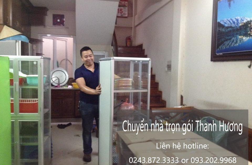 Chuyển nhà trọn gói tại phố Trần Quốc Toản