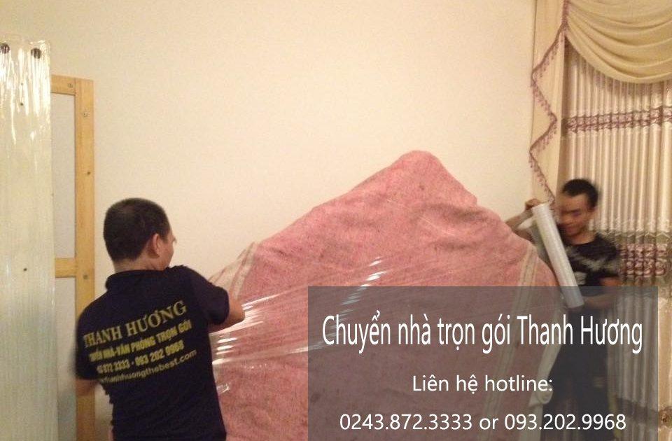Dịch vụ chuyển nhà trọn gói tại huyện Gia Lâm
