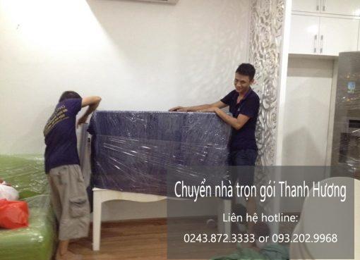 Dịch vụ chuyển nhà trọn gói tại phố Nguyễn Siêu