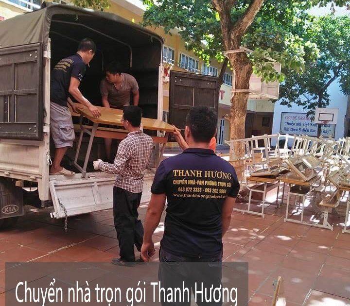 Dịch vụ chuyển nhà tại phố Đông Thiên
