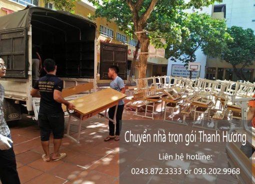 Dịch vụ chuyển nhà giá rẻ tại phố Cù Chính Lan