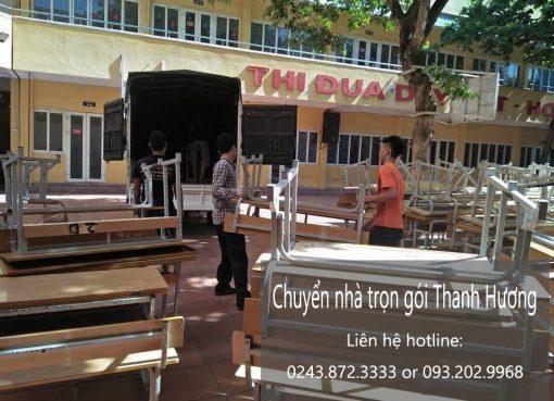 Chuyển nhà giá rẻ tại phố Đặng Thai Mai