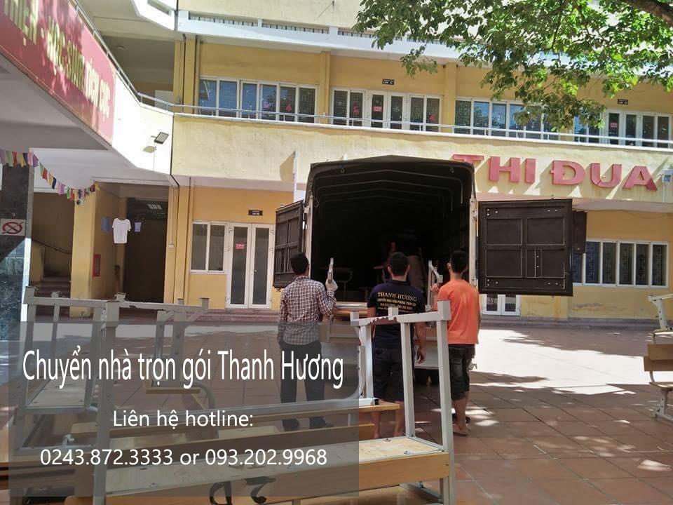 Chuyển nhà trọn gói tại phố Hàng Muối
