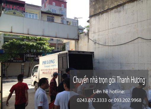 Dịch vụ chuyển nhà trọn gói tại phố Nguyễn Như Đổ