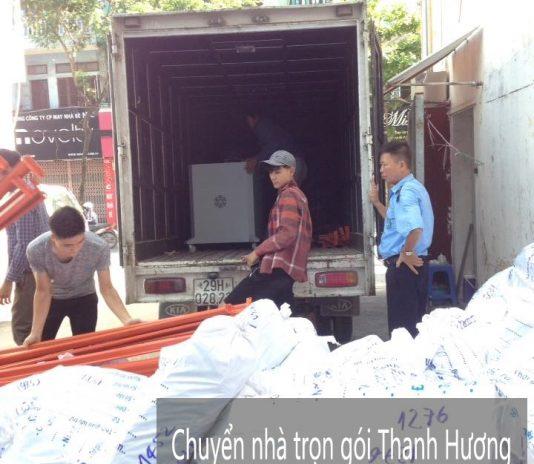 Chuyển nhà trọn gói tại phố Nguyễn Chế Nghĩa