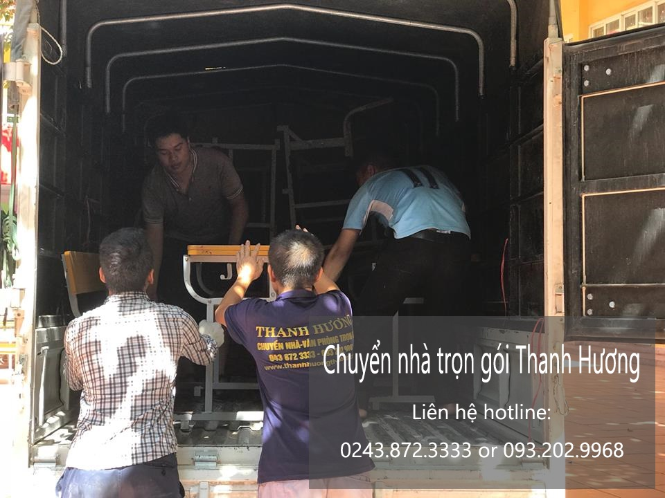 Dịch vụ vận chuyển hàng hóa giá rẻ tại phố Trần Quang Diệu