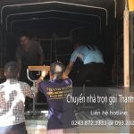 Dịch vụ chuyển nhà trọn gói tại phố Tố Hữu
