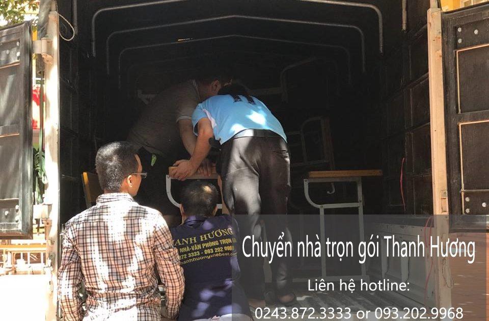 Dịch vụ chuyển nhà trọn gói tại phố Nguyễn Duy Dương