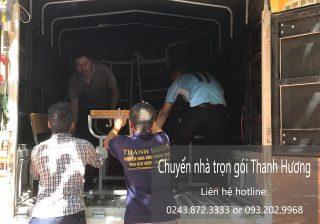 Chuyển nhà trọn gói tại phố Phan Chu Trinh