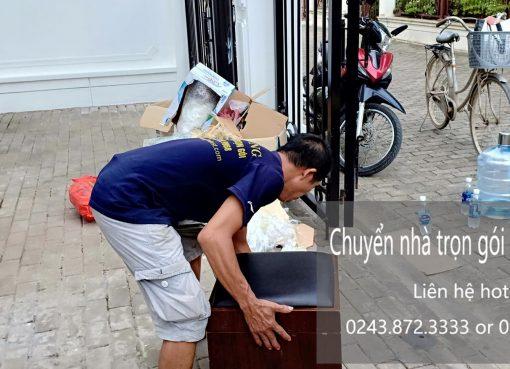 Dịch vụ chuyển nhà trọn gói từ Hà Nội đi Nam Định
