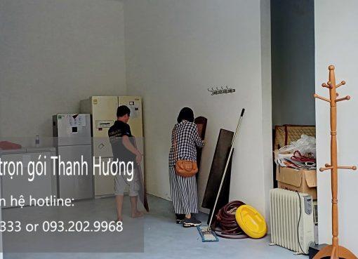 Dịch vụ chuyển nhà trọn gói Thanh Hương tại phố Dương Khê