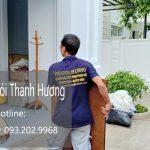 Dịch vụ chuyển nhà - chuyển văn phòng Thanh Hương tại phố Giải Phóng