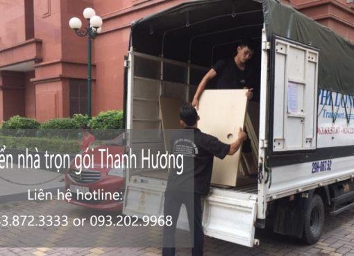 Dịch vụ chuyển nhà trọn gói tại đường Nghi Tàm