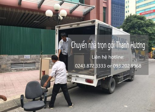 Dịch vụ chuyển nhà trọn gói Thanh Hương tại phố Hào Nam