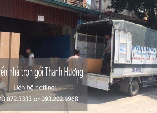 Dịch vụ chuyển nhà Thanh Hương tại phố Nguyễn Cao