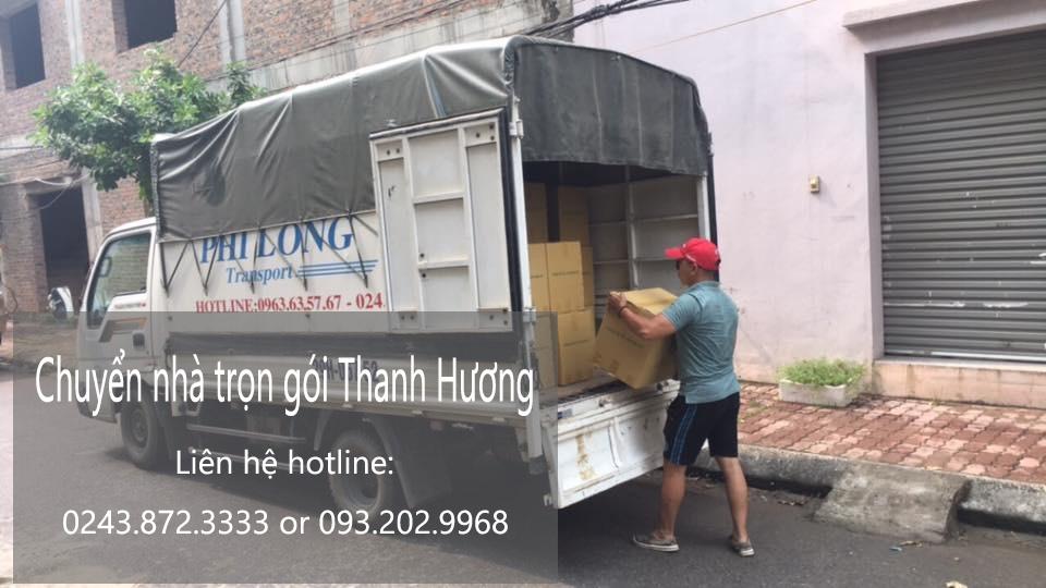 Dịch vụ taxi tải Hà Nội tại phường Giáp Bát