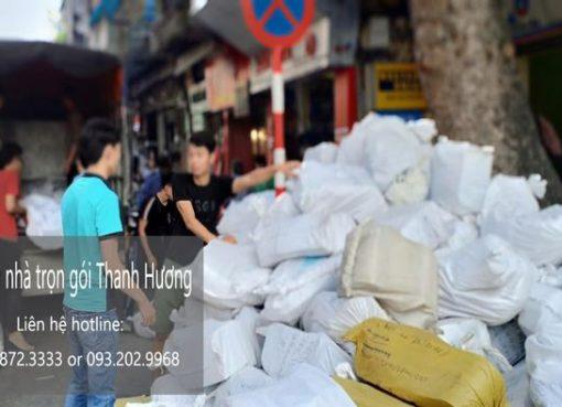 Dịch vụ chuyển nhà trọn gói tại phố Hàng Bún
