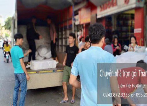 Dịch vụ chuyển nhà trọn gói Quyết Đạt tại phố Ngô Xuân Quảng