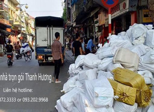 Dịch vụ chuyển nhà trọn gói Thanh Hương tại phố Chả Cá