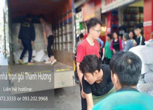 Dịch vụ thuê xe tải tại phố Hoàng Ngân