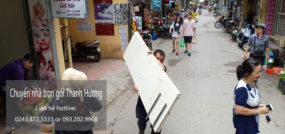 Dịch vụ chuyển nhà tại phường Bồ Đề