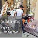 Chuyển nhà trọn gói tại phố Thanh Am