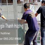 Dịch vụ chuyển nhà trọn gói tại phố Đỗ Quang