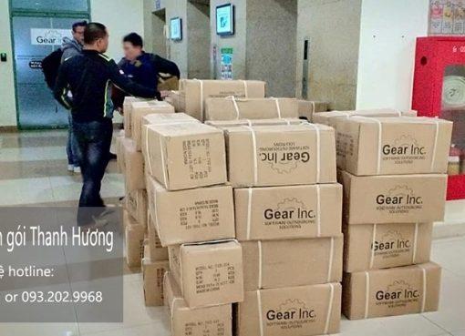 Dịch vụ chuyển nhà trọn gói tại phố Lê Ngọc Hân