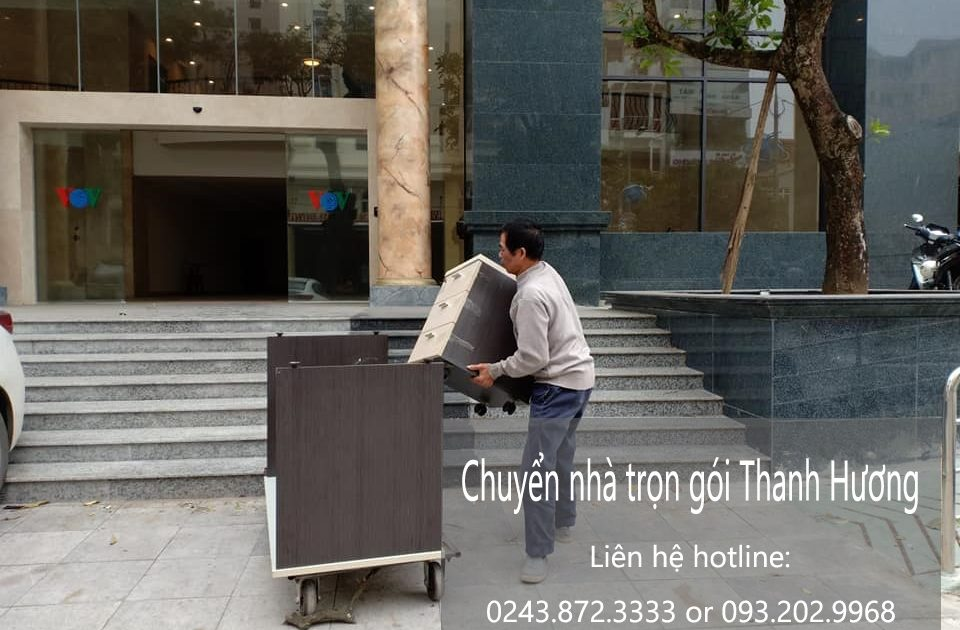 Chuyển nhà trọn gói tại phố Đốc Ngữ