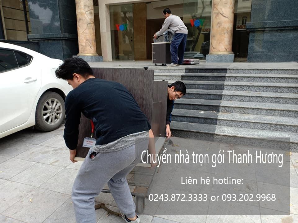 Dịch vụ chuyển nhà trọn gói tại phố Nguyễn Mậu Tài