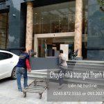 Dịch vụ chuyển nhà trọn gói Thanh Hương tại phố Mạc Thái Tổ