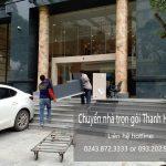 Dịch vụ chuyển nhà trọn gói Thanh Hương tại phố Lê Đức Thọ