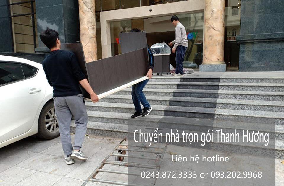 Chuyển nhà trọn gói tại phố Đào Tấn
